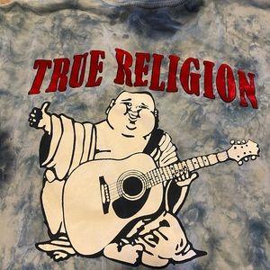 2xl true religion tee shirt